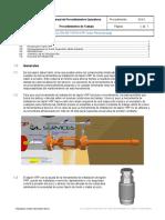 018.C Instalacion y Remoción de Tapon VRP