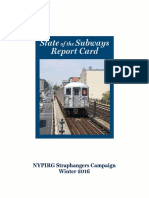 State of the Subways 2016
