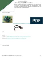 Komunikasi Serial AVR Dan LabView 2
