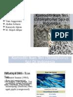 Komoditi Ikan Teri (Stolephorus Sp)