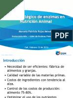 Uso Estratégico de Enzimas en Nutrición Animal 1.1