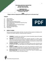TIPqc DESIGN 9 Thesis Manual 02.1617 Rev00