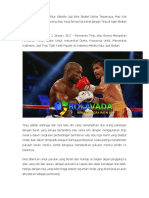 Game Boxing Di Situs Website Judi Bola Sbobet