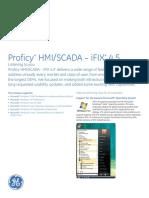 Proficy Ifix 4.5 Ds Gfa921a
