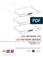 MDE LEDInetworkITS Server 4078
