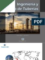 Curso de Ingeniería y Diseño de Tuberías