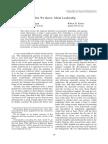 (Journal) Robert Hogan And Robert B. Kaiser - What We Know About Leadership.pdf