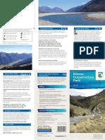 Hawea Conservation Park Brochure
