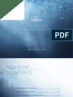 Press Information Planet Ocean
