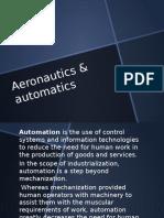 Aeronautics & Automatics