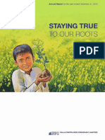 Fauji Fertilizer Annual Report2015