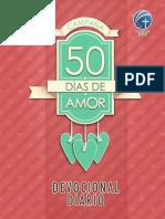 -Devocional-50 Dias de Amor