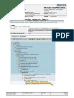 CO-KE5X - Centros de Beneficio Indices Datos Maestros