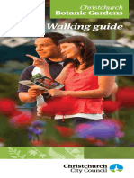 Botanic Gardens Walking Guide