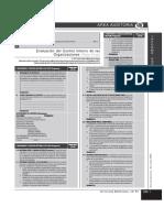 Evaluación Del Control Interno de Las Organizaciones Parte Final