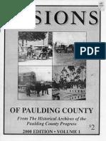 VisionsOfPauldingCounty 2000 Volume 001