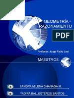geometría - razonamiento