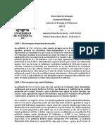 Informe laboratorio de Poblaciones