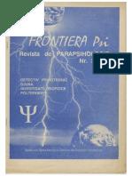 Frontiera Psi Nr3 1991