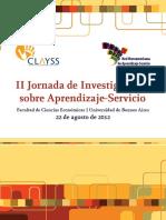 Libro memorias Aprendizaje - Servicio 2012.pdf