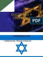 DOCTRINAS Y CREENCIAS judios.pps