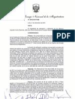 Resolución de la CNM - Mariano Cucho