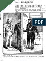 La F-M Canadienne-Française - J. D'ERBRÉE 1886