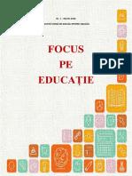Revista Focus Pe Educatie - Nr 1