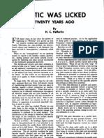 The Hefferlin Manuscript 05 - Static Was Licked Twenty Years Ago