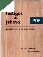 Wilton M. Nelson - Los Testigos de Jehová.