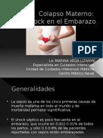 Shock en El Embarazo