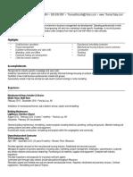 resume jan 2017