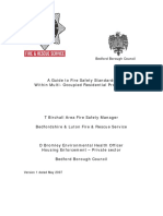 BBC and Fire Service Joint Standards