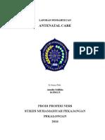 Lp Antenatal Care