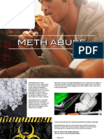 Methamphetamine Abuse Brochure
