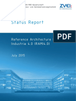 5305 Publikation GMA Status Report ZVEI Reference Architecture Model