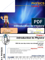1 Introducation to Physics_T