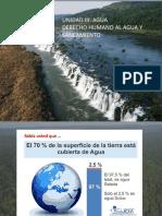 Clase Derecho Humano Al Agua y Saneamiento Básico (1)