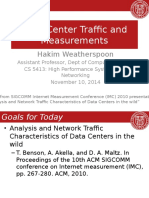 20 Datacenter Measurements