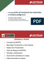 Materiales Peligrosos - Matpel