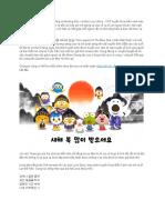 Bí Quyết Vàng Học Tiếng Hàn Qua Bài Hát Love Story