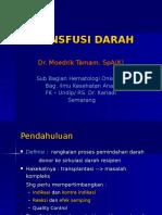 Kuliah Transfusi Darah