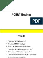 ACERT Engines