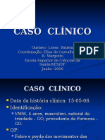 Caso Clinico Meningite