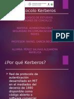 Protocolo Kerberos. ASCR