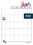 Printable July 2010 Calendar - TomKat Studio