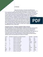 Pronumele Personal in Germana