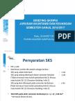 Briefing Skripsi Akuntansi Dan Finance Ganjil 2016-2017