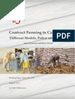 Contract Farming in Cambodia