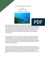 Potensi Sumber Kekayaan Alam Laut Indonesia